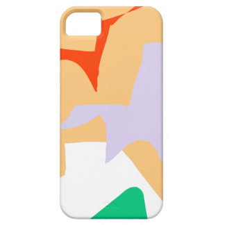 The Wall Made of Very Light Material iPhone 5 Cover