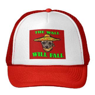 THE WALL WILL FALL CAP