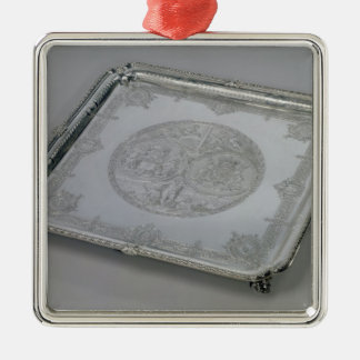 The Walpole Salver, 1728 Christmas Ornament