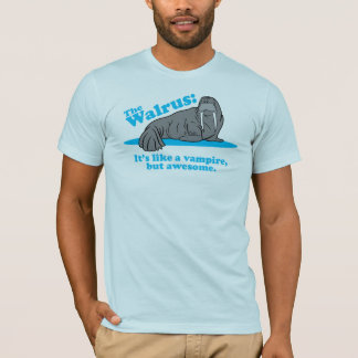 The Walrus Vampire T-Shirt