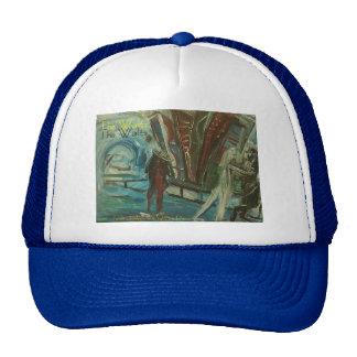 the waltz trucker hat