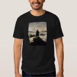 The Wanderer Above the Sea of Fog Tee Shirt