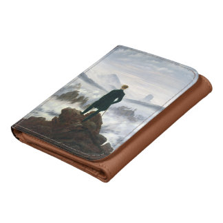 The Wanderer above the Sea of Fog Wallets