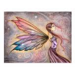 The Wanderer Fairy Fantasy Art Postcard