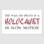 The War on Drugs is a Holocaust in Slow Motion