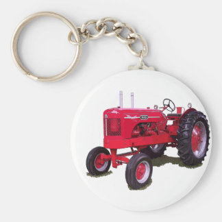 The Wards Tractor Key Ring