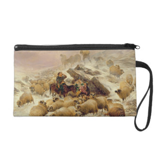 The Warmth of a Wee Dram Wristlet Clutch