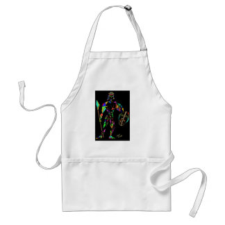 The Warrior Aprons