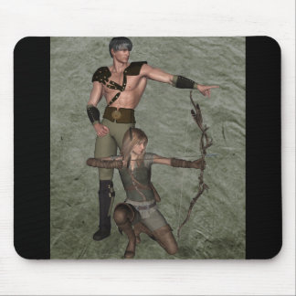 The Warriors 003 Mouse Mat