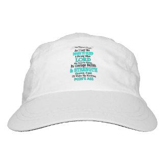 The Warrior's Prayer...PCOS Hat