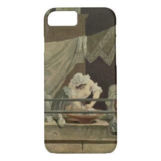 The Washerwoman, engraved by J. Laurent Julien (c1 iPhone 8/7 Case