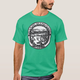 The Washoe Tribe of Nevada and California T-Shirt