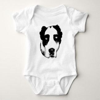 The Watching Dog Baby Bodysuit
