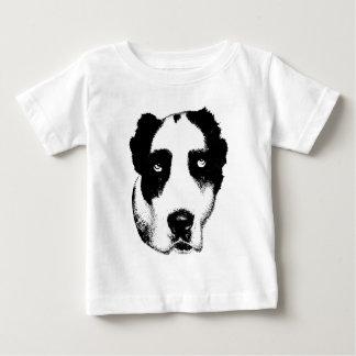 The Watching Dog Baby T-Shirt