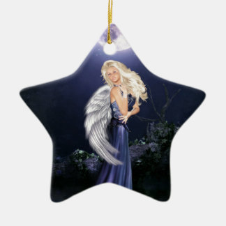 The Water Angel Christmas Ornament