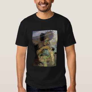 The Water Babies T Shirt Vintage Fantasy Jessie Wi