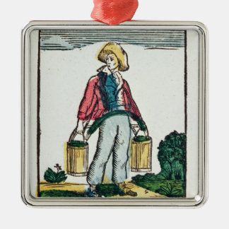 The Water Carrier Christmas Ornament
