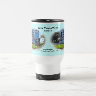 The Water Garden Stainless Steel Travel Mug