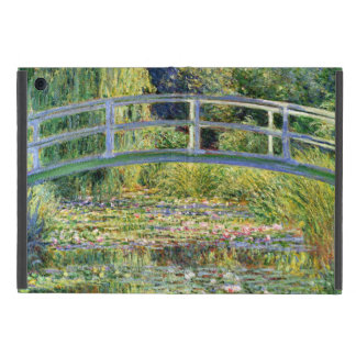The Water-Lily Pond by Monet Fine Art Cover For iPad Mini