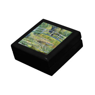 The Water-Lily Pond by Monet Fine Art Gift Box