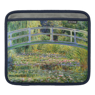 The Water-Lily Pond by Monet Fine Art Sleeves For iPads