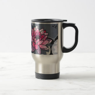 The Water Lily Travel Mug