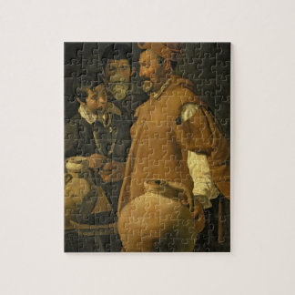 The Water Seller of Seville, c.1620 (oil on canvas Jigsaw Puzzle