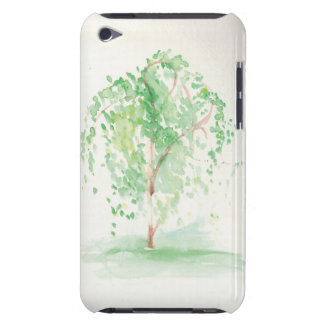 The Watercolor Willow i-pod Touch Case iPod Touch Case-Mate Case