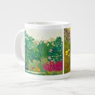 The Waterfall - Jumbo Mug
