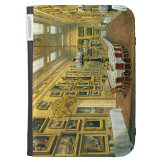 The Waterloo Gallery Apsley House reproduced in Cases For Kindle