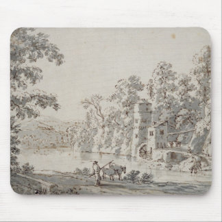 The Watermill by the Ford Mouse Pad