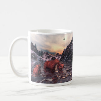The Water's Cold Basic White Mug