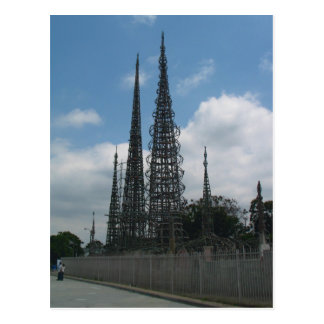The Watts Towers Post Cards