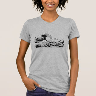 """The Wave Collection"" Women's T-Shirt"