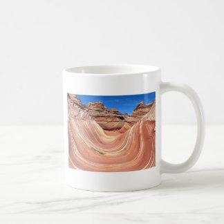 The Wave, Coyote Butte North, Vermillion Cliffs Basic White Mug