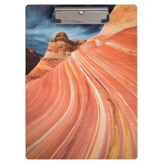 The wave, vermilion cliffs, Arizona Clipboard