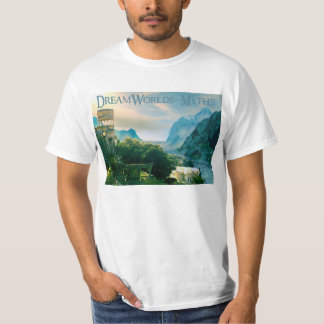 The Way into the West Basic Tee