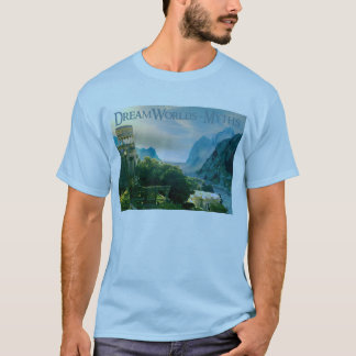 The Way into the West Light Tee