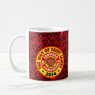 The Way of Saint James 2014 Coffee Mug