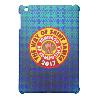 The Way of Saint James 2017 iPad Mini Cover