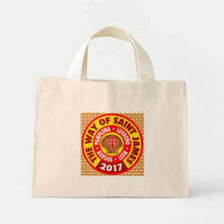 The Way of Saint James 2017 Mini Tote Bag