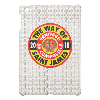The Way of Saint James 2018 iPad Mini Cover