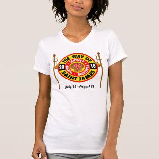 The Way of Saint James 2018 T-Shirt