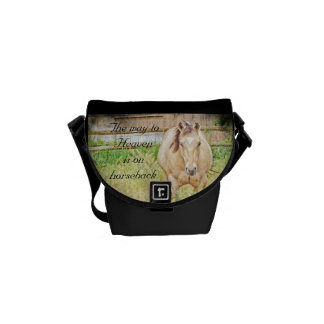 The Way to Heaven Messenger Bags