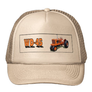 The WD-45 Trucker Hat