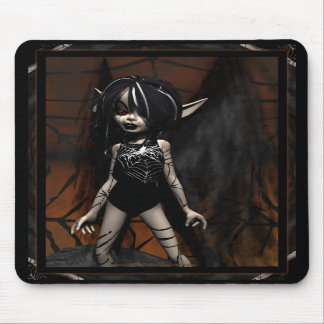 The Web Master Faery Mousepad
