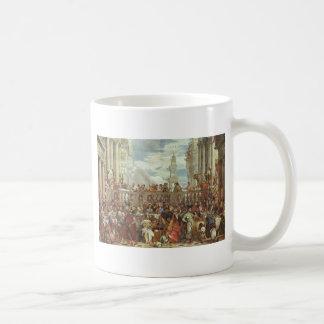 The Wedding at Cana Coffee Mugs