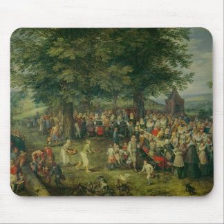 The Wedding Banquet Mouse Pad
