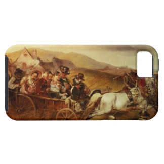 The Wedding Cart iPhone 5 Cover