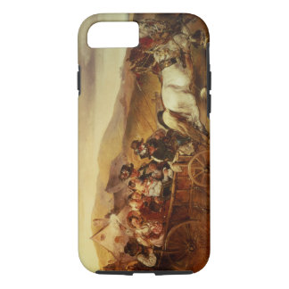 The Wedding Cart iPhone 7 Case